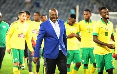 McCarthy, Radebe, Others To Pick New Bafana Coach