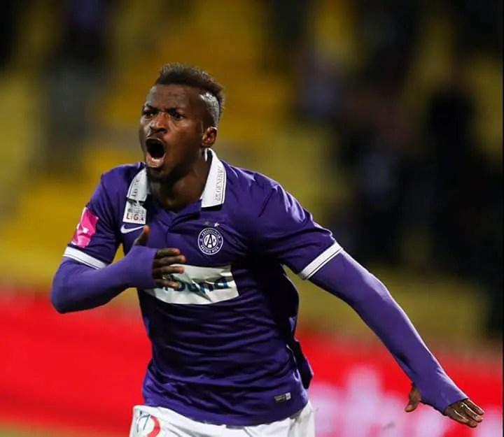 Olanrewaju Hits Season's 24th Goal In Austria Wien Defeat