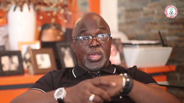 Pinnick: Why Ebola Outbreak Won't Affect Super Eagles Vs Congo Friendly