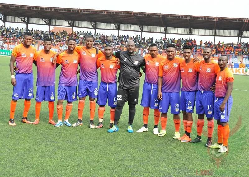 Ojo, Ike ThankGod, Five Other New Players Join Sunshine Stars