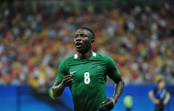 Fenerbahce Interested In Etebo, Send Scouts To Watch Nigeria Star