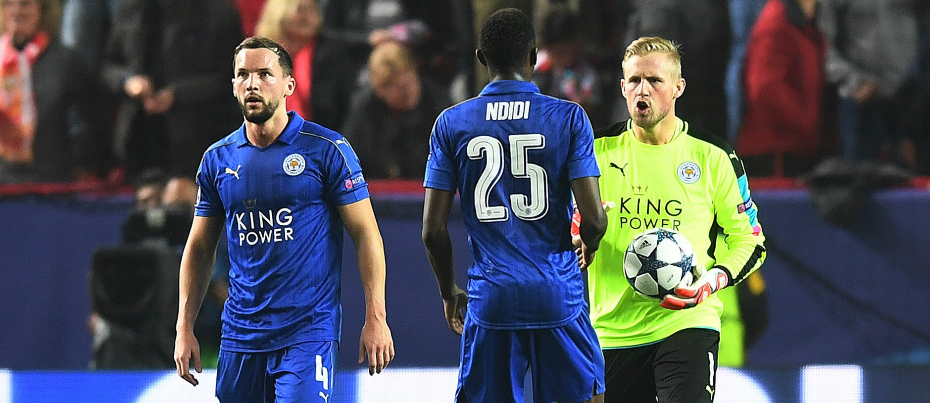 """Ndidi Thrilled With Leicester's """"Massive"""" Win Vs West Ham"""