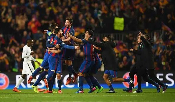 Odegbami: The Miracle At Camp Nou!