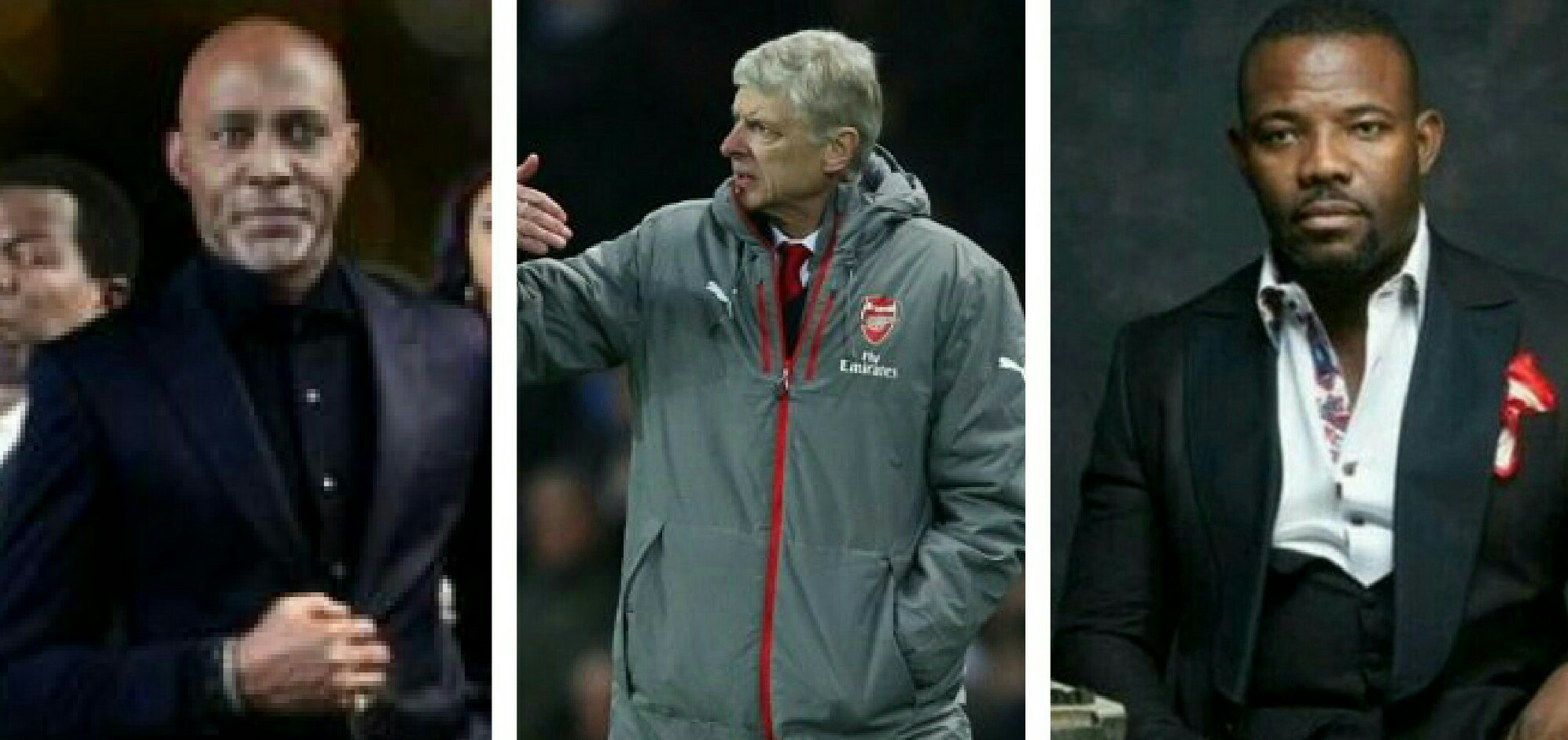 WENGER OUT! RMD, Okey Bakassi Want Arsenal Boss To Quit