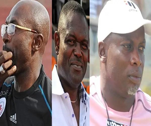 SACK RACE: 5 NPFL Coaches In Danger Of Losing Their Jobs
