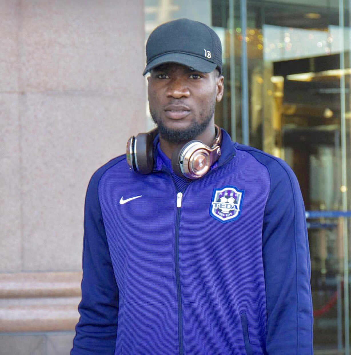 Ideye Thumbs Up Chinese Super League, Admits Grabbing Tempting Tianjin Teda Offer