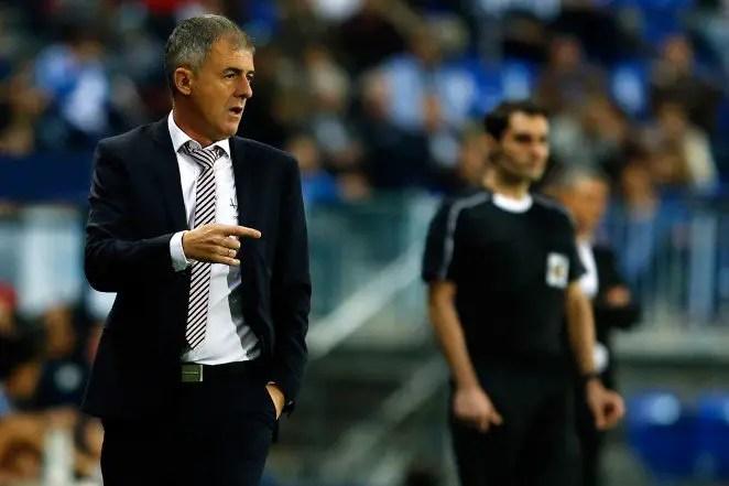 Nigeria Foes Algeria Name Ex-Granada Manager Alcaraz As Coach