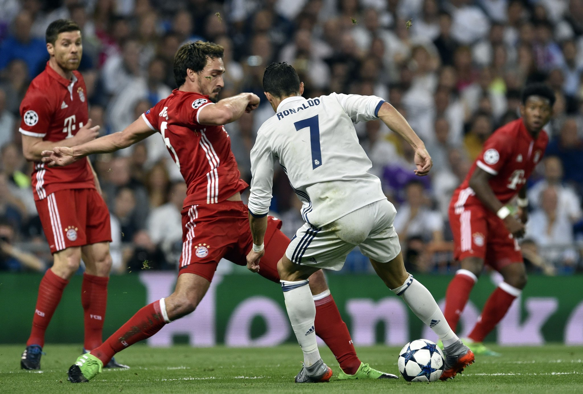 Real To face Atletico, As Juve Draw Monaco In UCL Semis