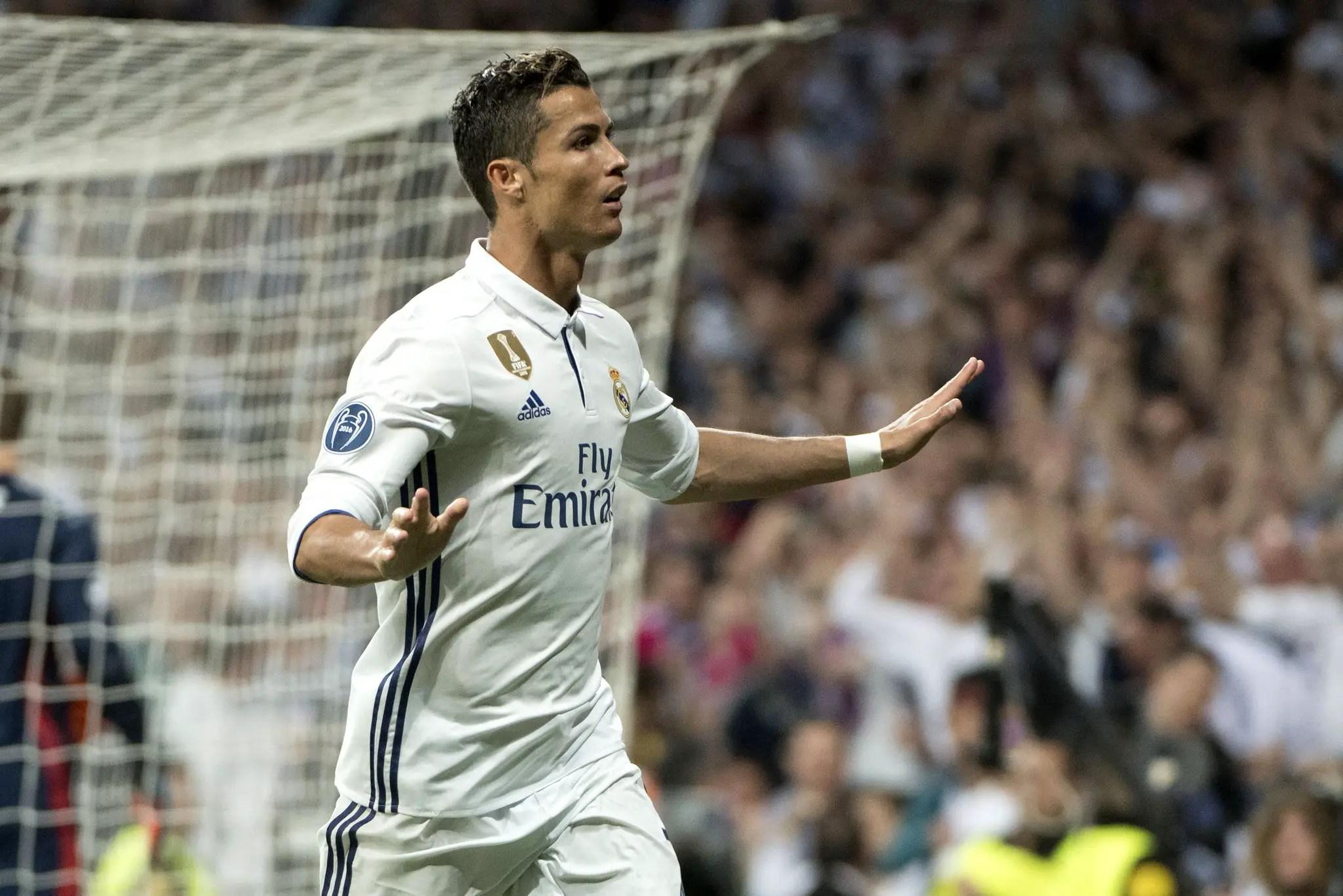 Ronaldo Hits Historic 100th UCL Goal As Real Advance Past Bayern