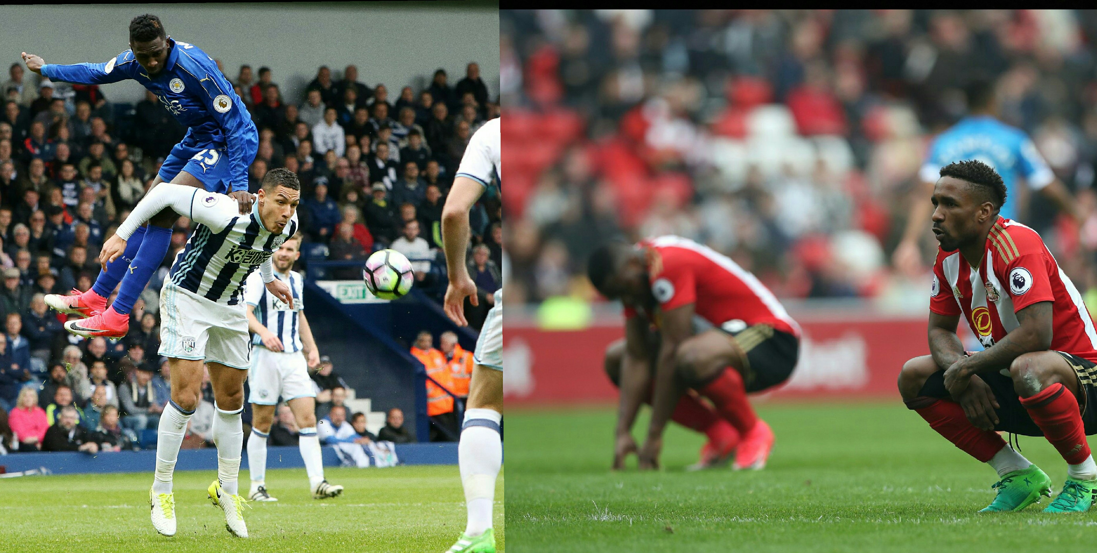 Ndidi Shines, Musa Dropped As Leicester Win; Anichebe's Sunderland Relegated