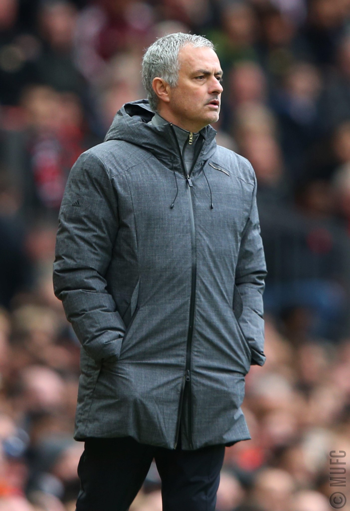 Mourinho Blames United's Forwards For West Brom Draw