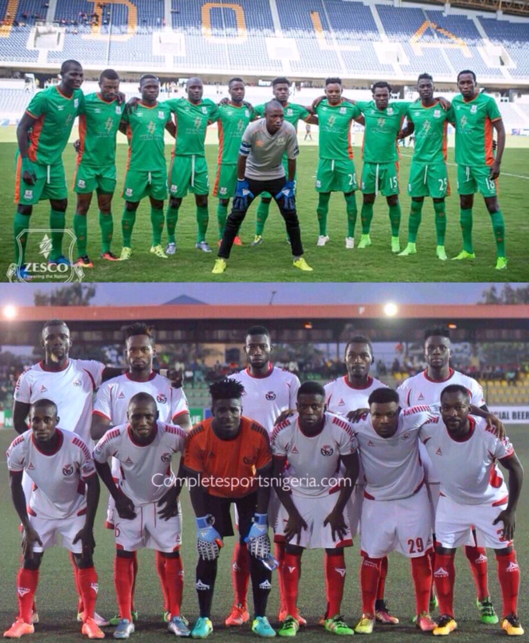 CAFCC Playoff: Zesco United Confirm Change Of Kickoff For Rangers Game