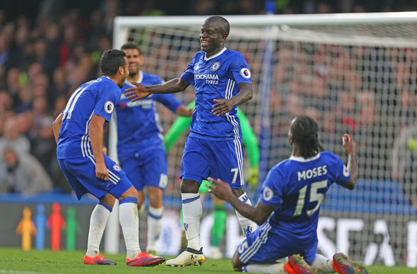 Moses: Kante's PFA Award Well Deserved
