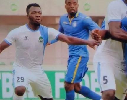 Enyimba Sign Ichull From Nasarawa United