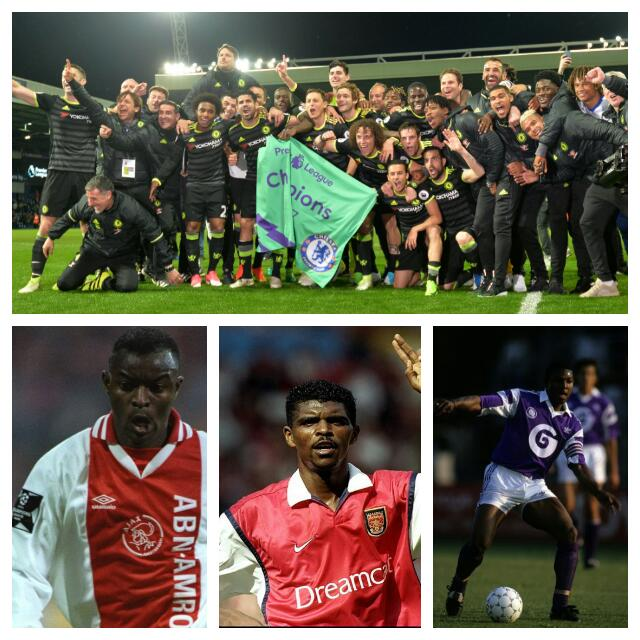 CHAMPIONS CHELSEA: 5 Nigerian Stars Who Won League Titles In Europe Before Moses