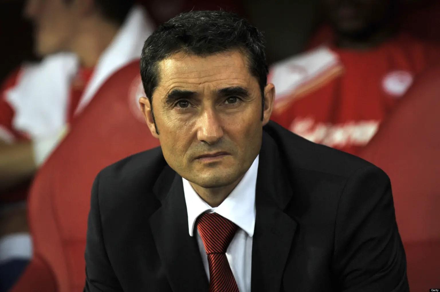 Barcelona Name Ernesto Valverde As New Manager