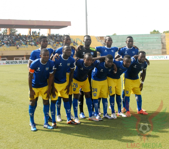 LMC Fine Gombe United N3.25m, Ban Fans Over Crowd Trouble Vs Rangers