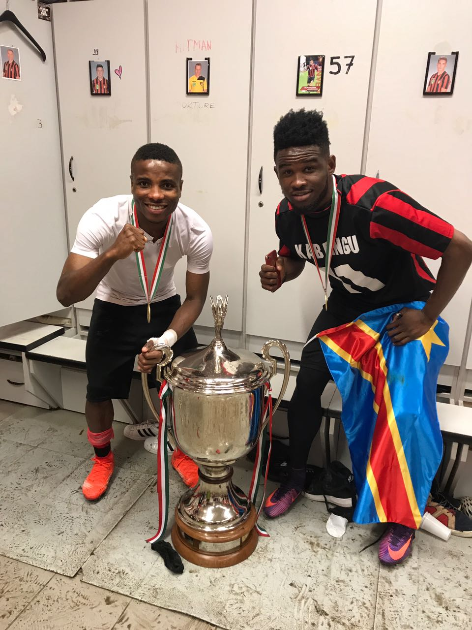 Nigerian King Wins Hungarian Title As Moses Makes Chelsea History