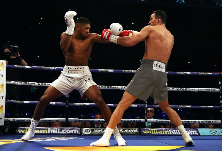 Promoter Hearn Rules Out Joshua Vs Fury Fight, Nigeria Tour Planned