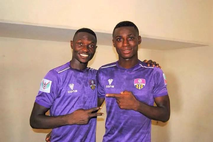 Odey, Olatunbosun Promise To Impress Rohr, Justify Super Eagles Call-Ups