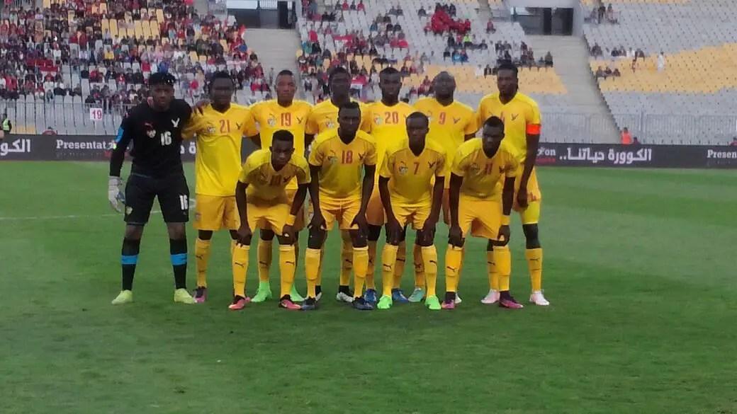 Togo FA Announce June Friendly With Super Eagles