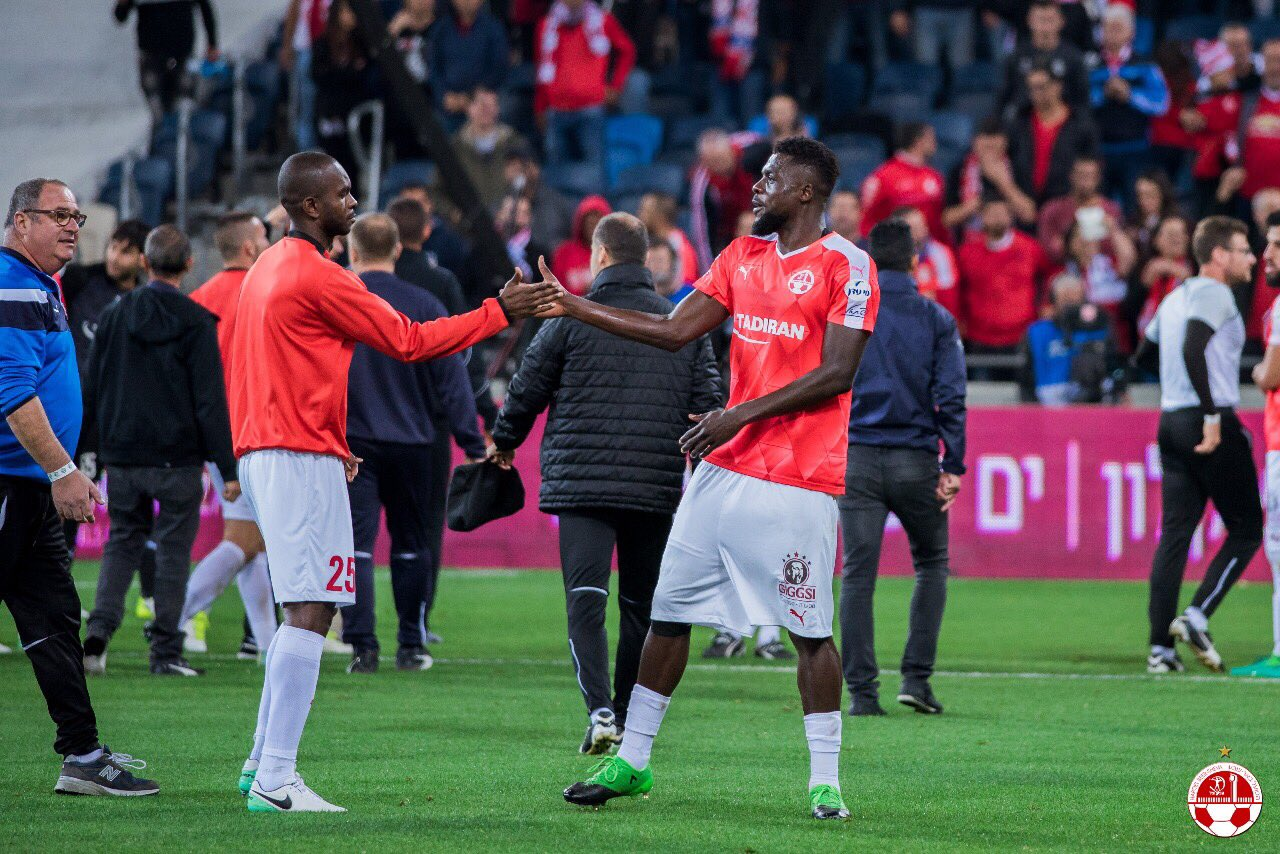 Clubs In Turkey, Germany, China Show Interest In Ogu