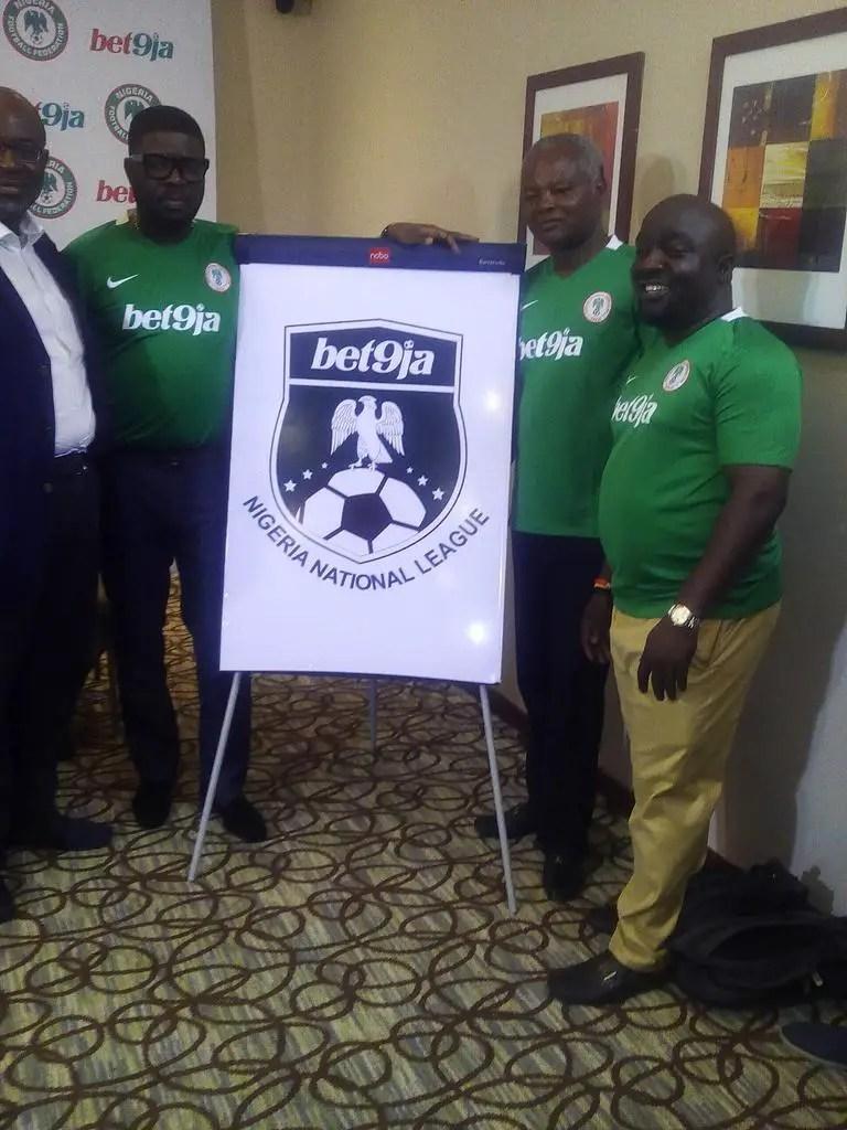 NNL Sign N200m Sponsorship Deal With Bet9ja