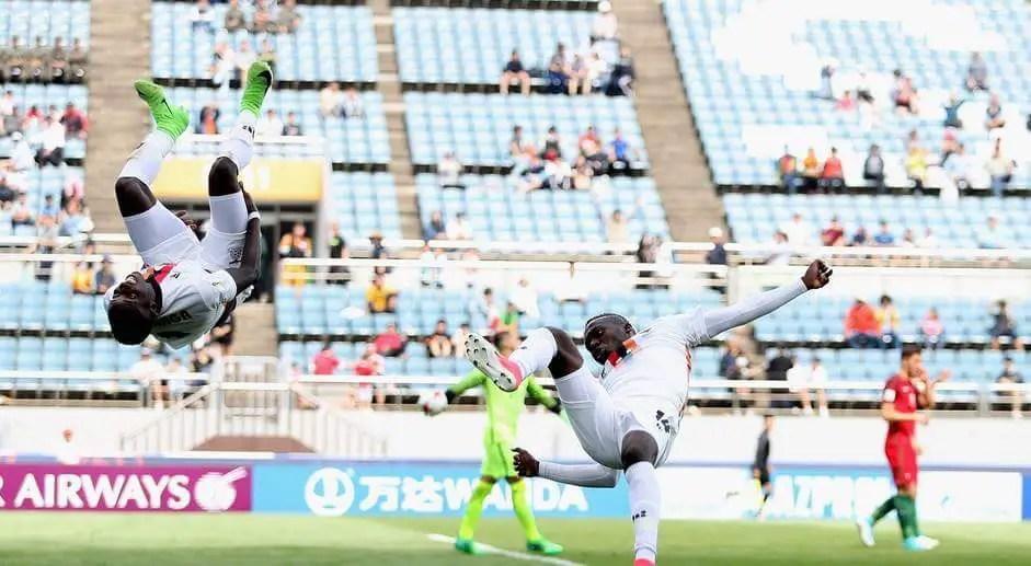 U-20 World Cup: African Champions Zambia Stun Portugal