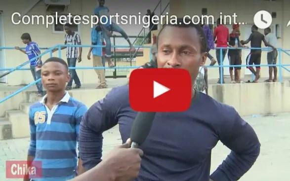 Watch Naija Fans Mouthing Arsenal Vs Chelsea FA Cup Final Showdown