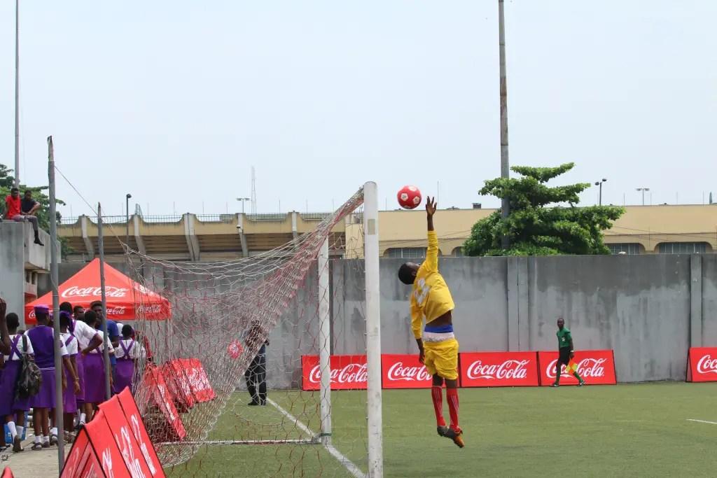 Keme Balogun Boys To Represent Lagos State At COPA Coca-Cola Regional Stage