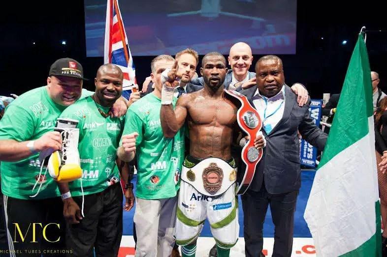 Joshua Gives Backing To Ekundayo Ahead Of Commonwealth Title Fight