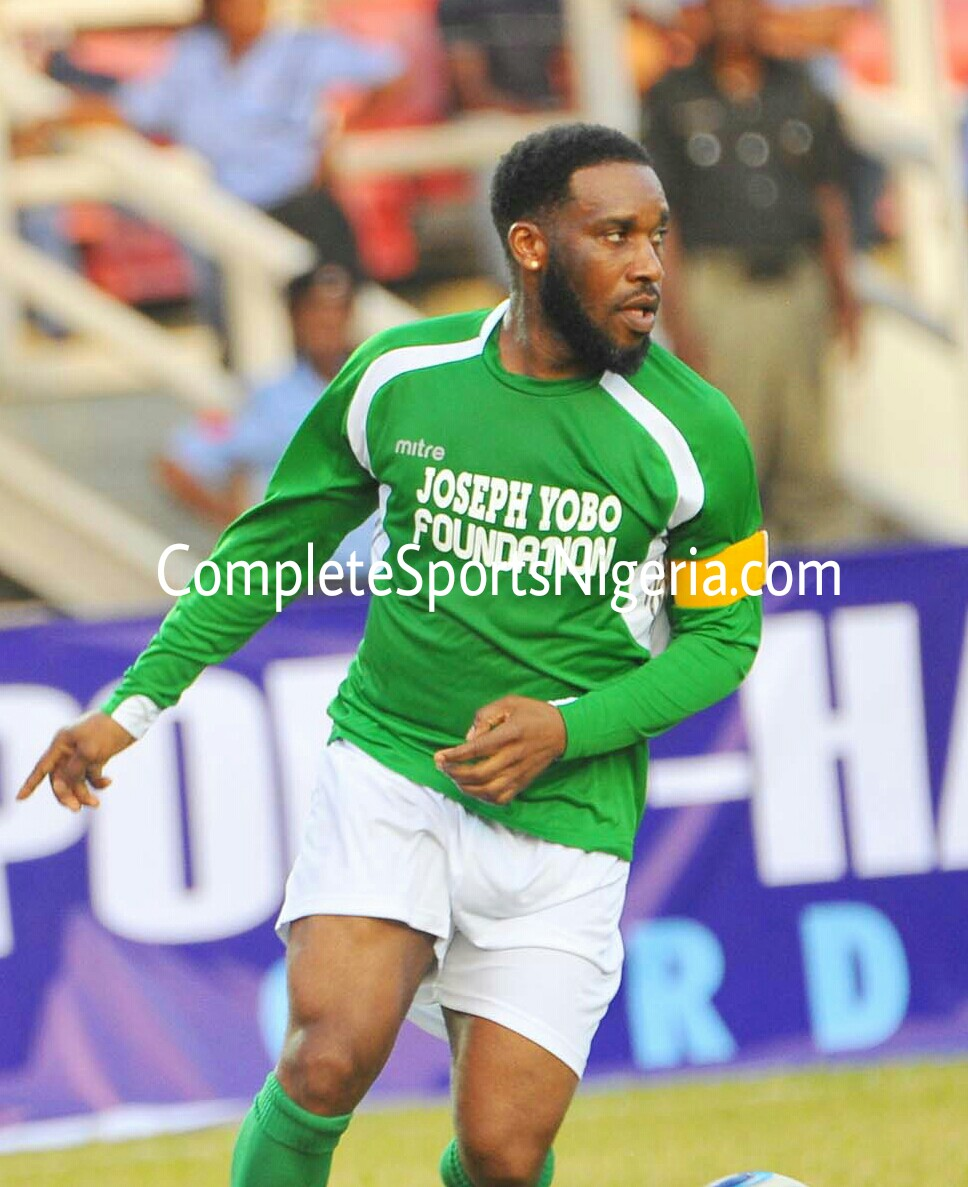 Okocha Leads Ex-Super Eagles Stars To London For Star Sixies Tourney