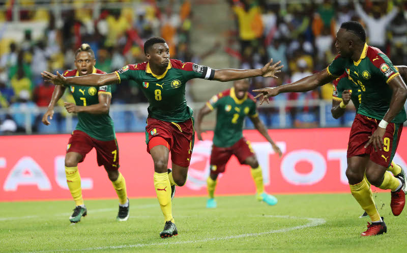 Cameroon To Face Colombia Ahead Of Super Eagles Clash
