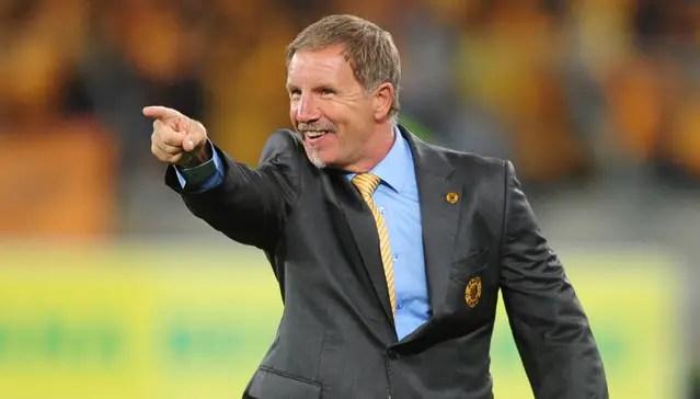 SAFA Name Baxter As Bafana Coach Ahead Of Nigeria Clash