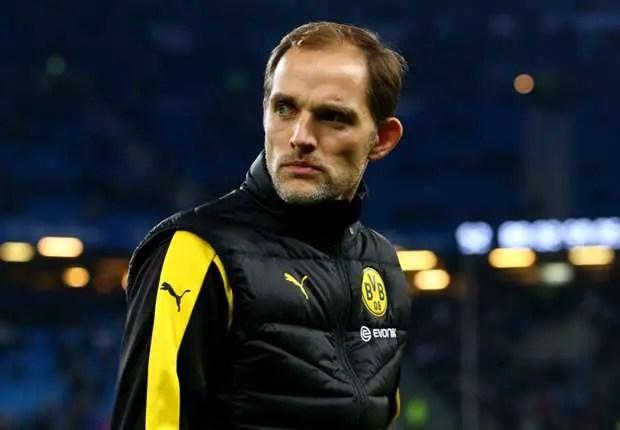 Borussia Dortmund Confirm Coach Tuchel's Exit