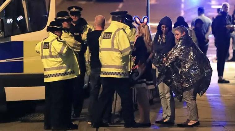 Football Stars, United, City, Ajax, Arsenal Condemn Manchester Terror Attack