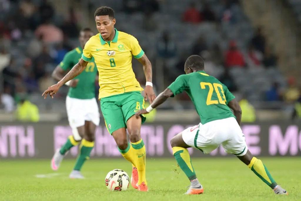 Bafana Star Zungu: We Have Quality, Team Work To Beat Eagles