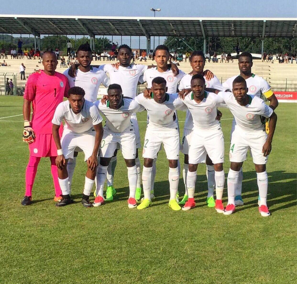 Iheanacho: Super Eagles Will Work Hard And Get Better