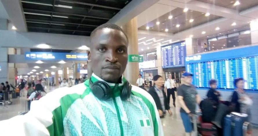 Last Nigerian Kolade Loses At World Takwaendo Event