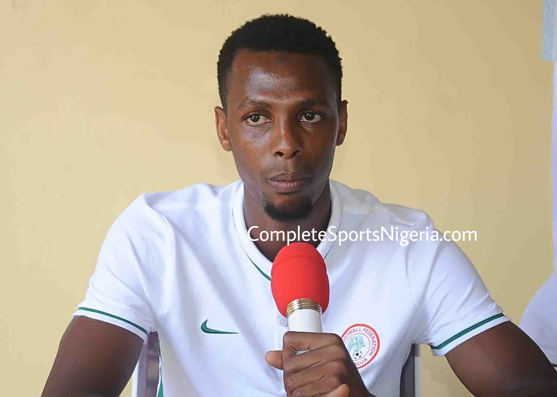 Eagles New Boy Alhassan: I Won't Disappoint If Fielded Against Bafana