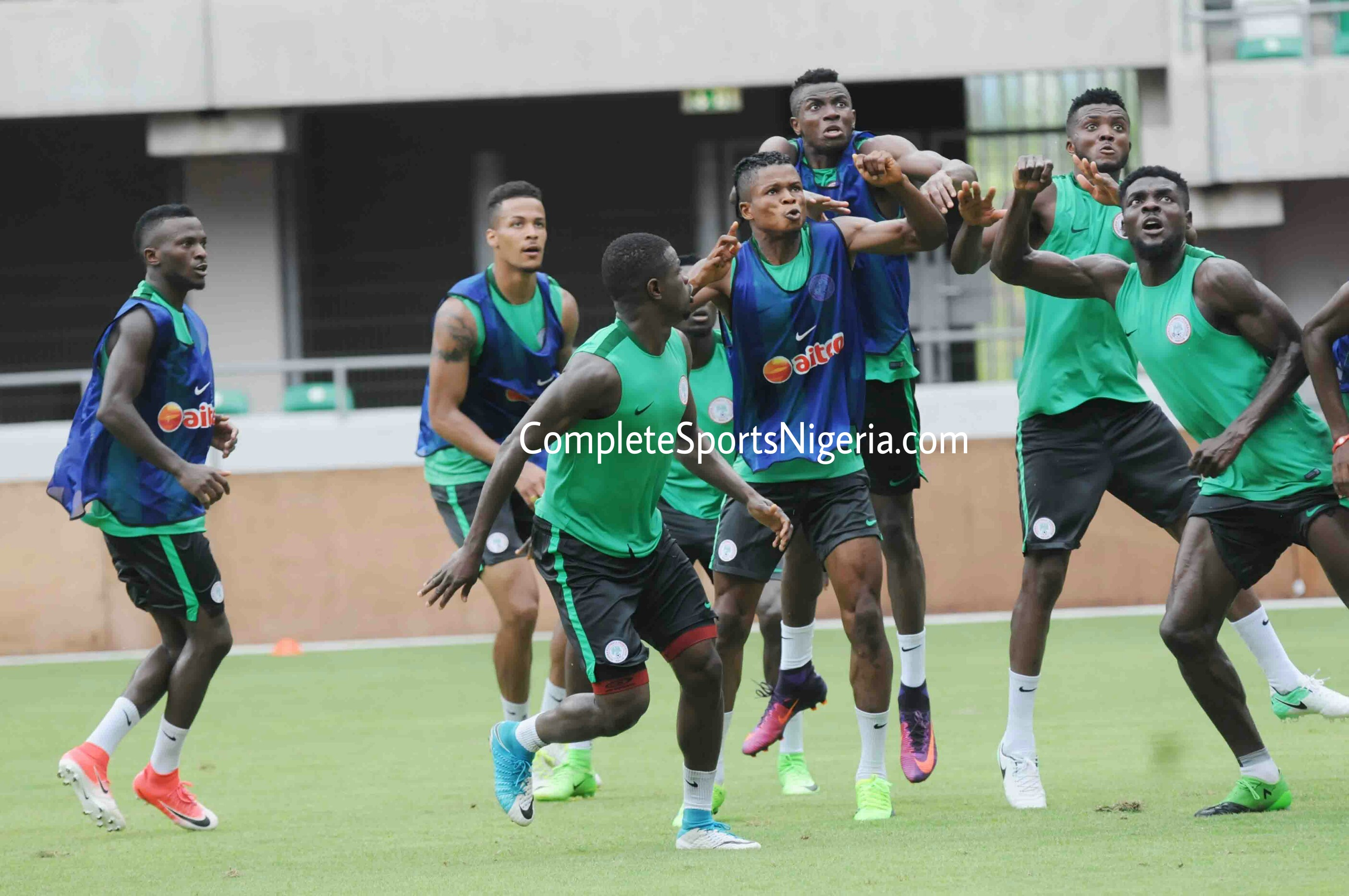 Taye Taiwo: Echjejile Needs Strong Competition For Eagles Left-Back Spot