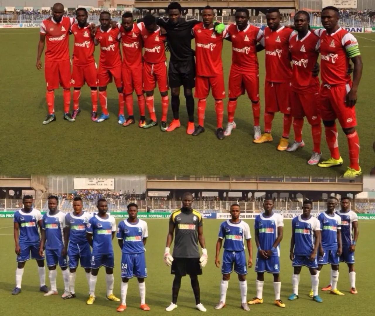 NPFL: Odumegwu Scores As Dominant Rivers United Pip 3SC