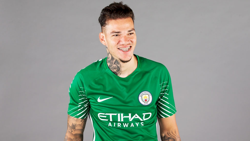 Man City Confirm £35m Ederson Signing From Benfica
