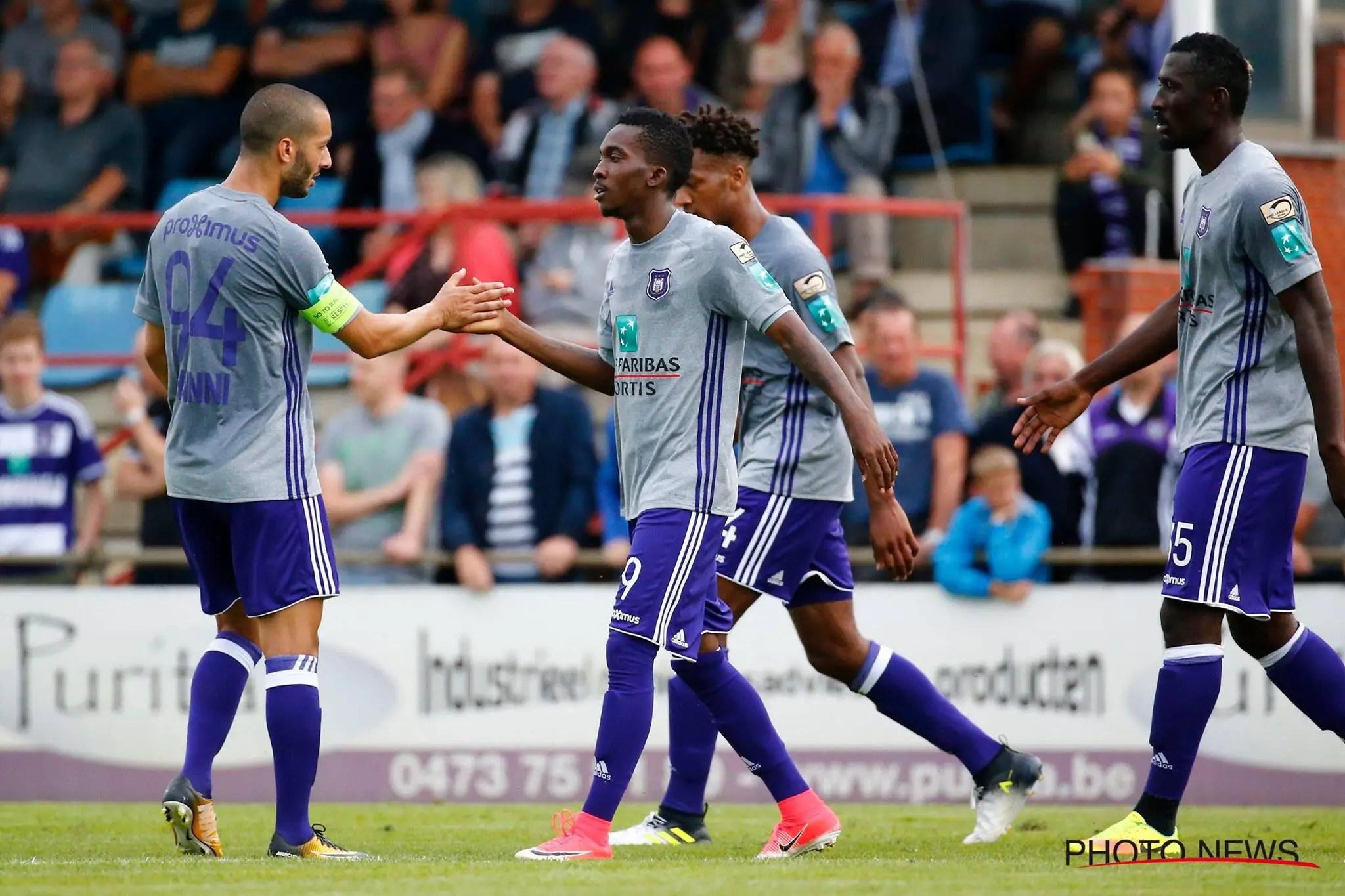 Onyekuru Opens Goals Account With Brace In Anderlecht Win