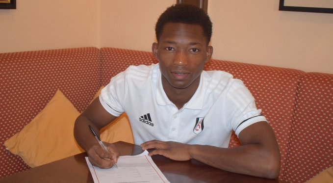 Nigerian-Born England U-19 Star Edun Extends Fulham Stay Until 2020