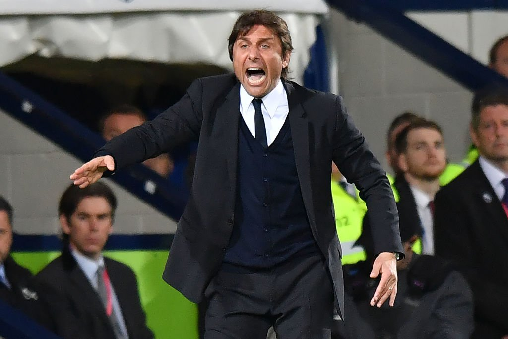 Conte Signs New Two-Year Chelsea Deal