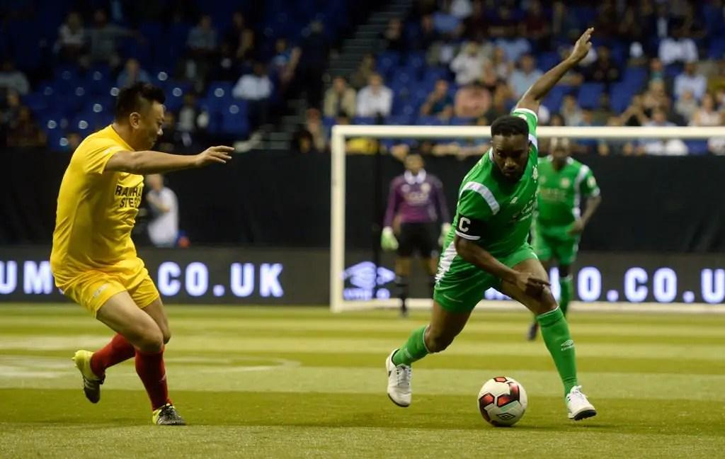 Star Sixes: Nigeria Humiliated By Spain Despite Yakubu Goal, Crash Out