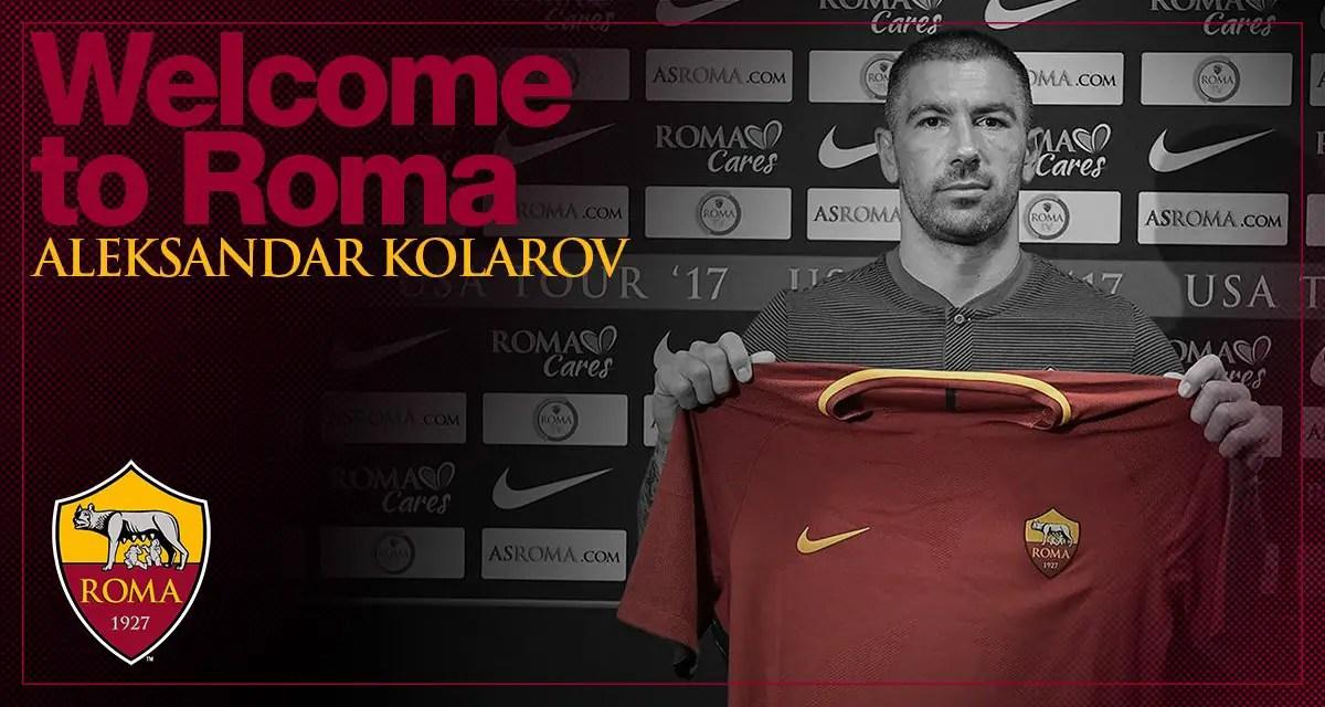 Kolarov Completes €5m Move To Roma From Man City