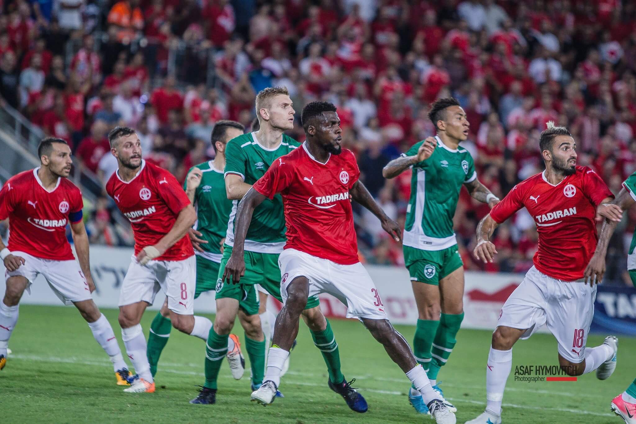 Ogu: Hapoel Not Carried Away After Beating Ludogorets In UCL