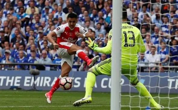 Sanchez Set To Resume Arsenal Training Amid Transfer Talk